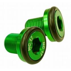 Kurbelschrauben M12, grün_1255