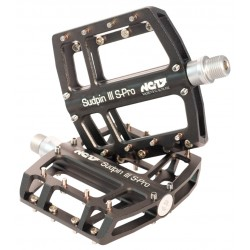 Pedale Sudpin III S-Pro CNC, schwarz_2140