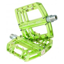 Pedale Sudpin III S-Pro CNC, grün_2149