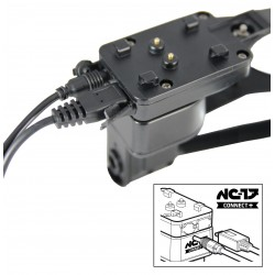 NC-17 Connect Charge Adapter Ersatzhalter_3216