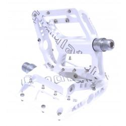 Gladiator XII S-Pro CNC Pedal, white *AKTION Fr. 79.00 statt Fr. 149.00*_3263