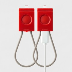 USB Light, Raging Red_4794