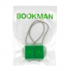 BOOKMAN Light, Goblin Green, *AKTION Fr. 12.90 satt Fr. 22.90*_4843