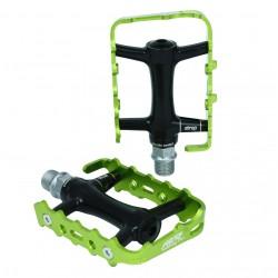 Pedale Trekking Pro, green/black_5261