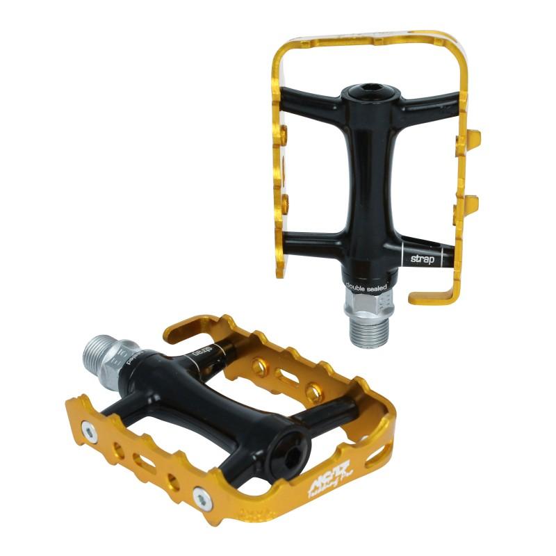 Pedale Trekking Pro, gold/black_5270