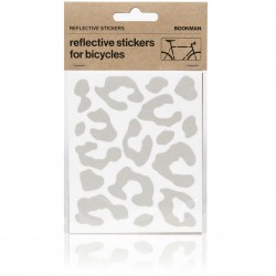 STICKY Leopard Reflectors, White_6222