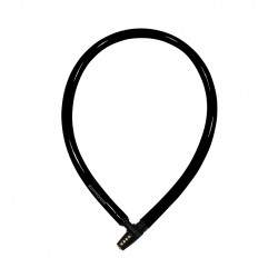 Keeper 665 Key Cable 6x65cm, Black_6248