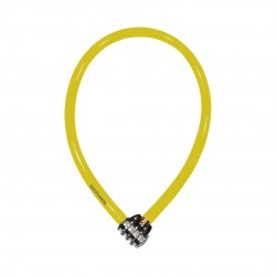 Keeper 665 Combo Cable 6x65cm, Yellow_6253