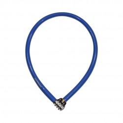 Keeper 665 Combo Cable 6x65cm, Blue_6254