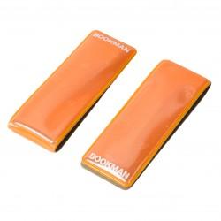 CLIP-ON Reflectors, Orange, *AKTION Fr. 4.50 satt Fr. 9.90*_6435