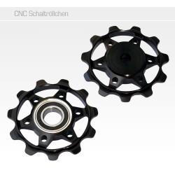 Schaltröllchen, für 8 - 11-fach Ketten, schwarz_6519