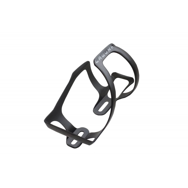 LAGUNA 19g Side Entry (Left) Carbon Water Bottle Cage_6623
