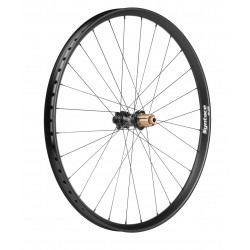 "W28i Straight Rear Wheel 27.5"", 28 Hole, 142x12mm Hub_6733"