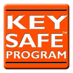 Keeper 585 Folding Lock, 85cm_7100