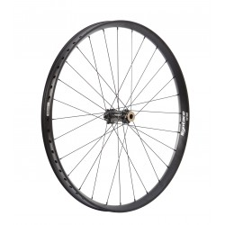"W40i Straight Front Wheel 27.5"", 28 Hole, 15x100mm Hub_7245"