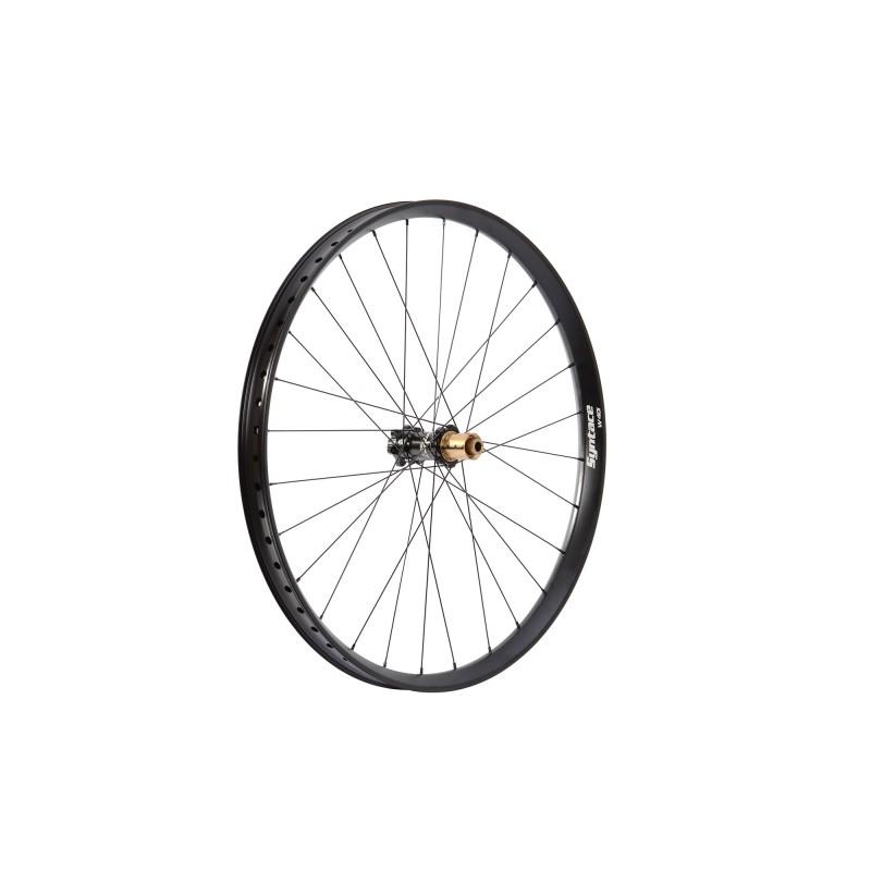 """W40i Straight Rear Wheel 27.5"""", 28 Hole, 148x12mm Evo6 Hub_7251"""
