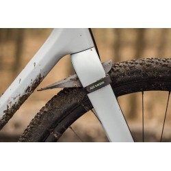 Mudder Mini, Gravel/Road Front Mudguard, black_7266