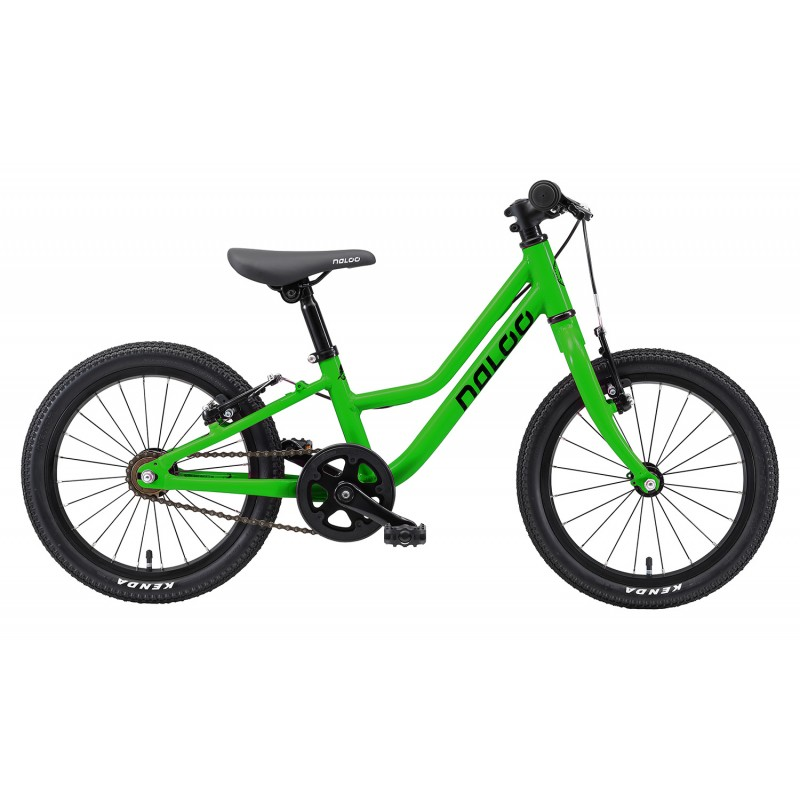"Chameleon 16"" SingleSpeed, Dark Green_7347"