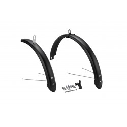 "Mud Guard 16"", matt schwarz_7437"