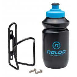NALOO Set 350ml Bidon/Halter_7541