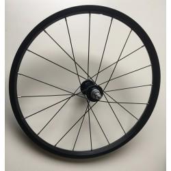 """Front Wheel 20"""" mit Vollachse_7803"""