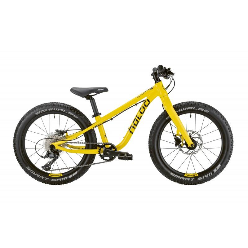 """Hill Bill 20"""", 9-Speed, Yellow_8053"""