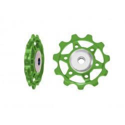 Schaltröllchen, für 8 - 11-fach Ketten, grün_842